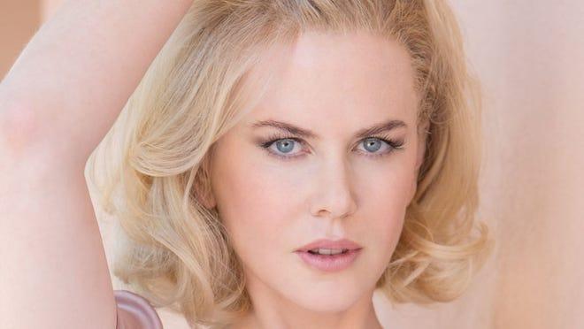 Actress Nicole Kidman in 'DuJour' magazine.