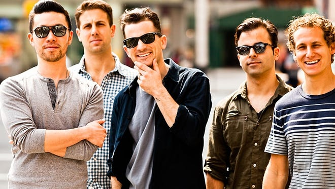 O.A.R will release a DVD/CD package along with a documentary on Nov. 19.