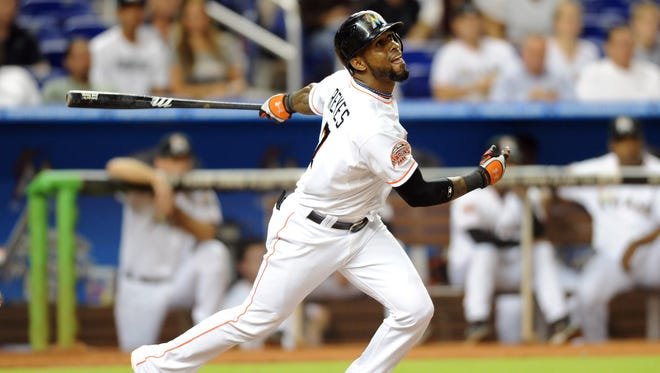 Jose Reyes has $96 million remaining on his contract.