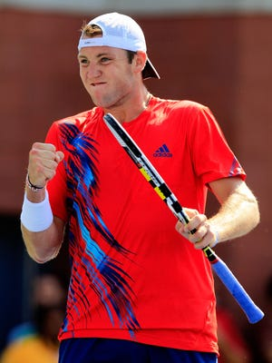 Jack Sock is looking forward to the offseason, to get stronger and fitter, and to be ready to work his way up the rankings next year.