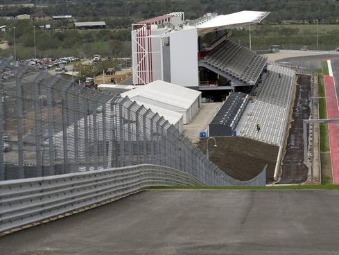 Auto Racing Louisiana Tracks on Epa Will Do Air Quality Flyovers Of Formula One Circuit   The News
