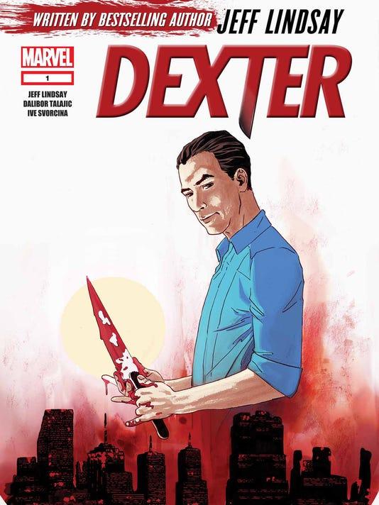 Dexter comics