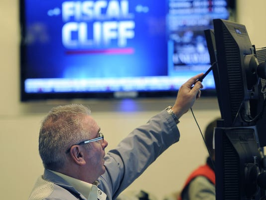 markets fiscal cliff