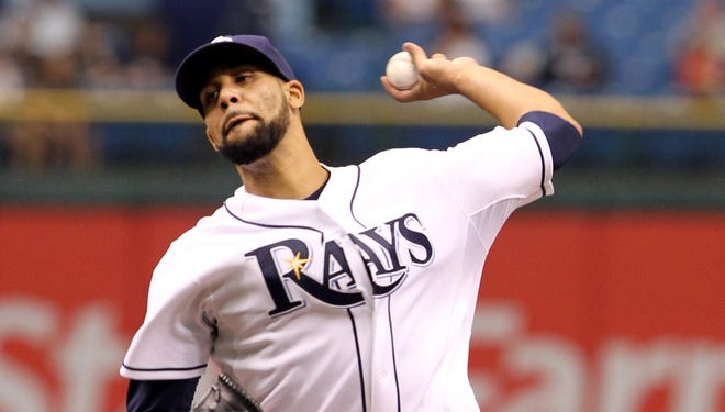 David Price fell one category short of winning the pitching triple crown.