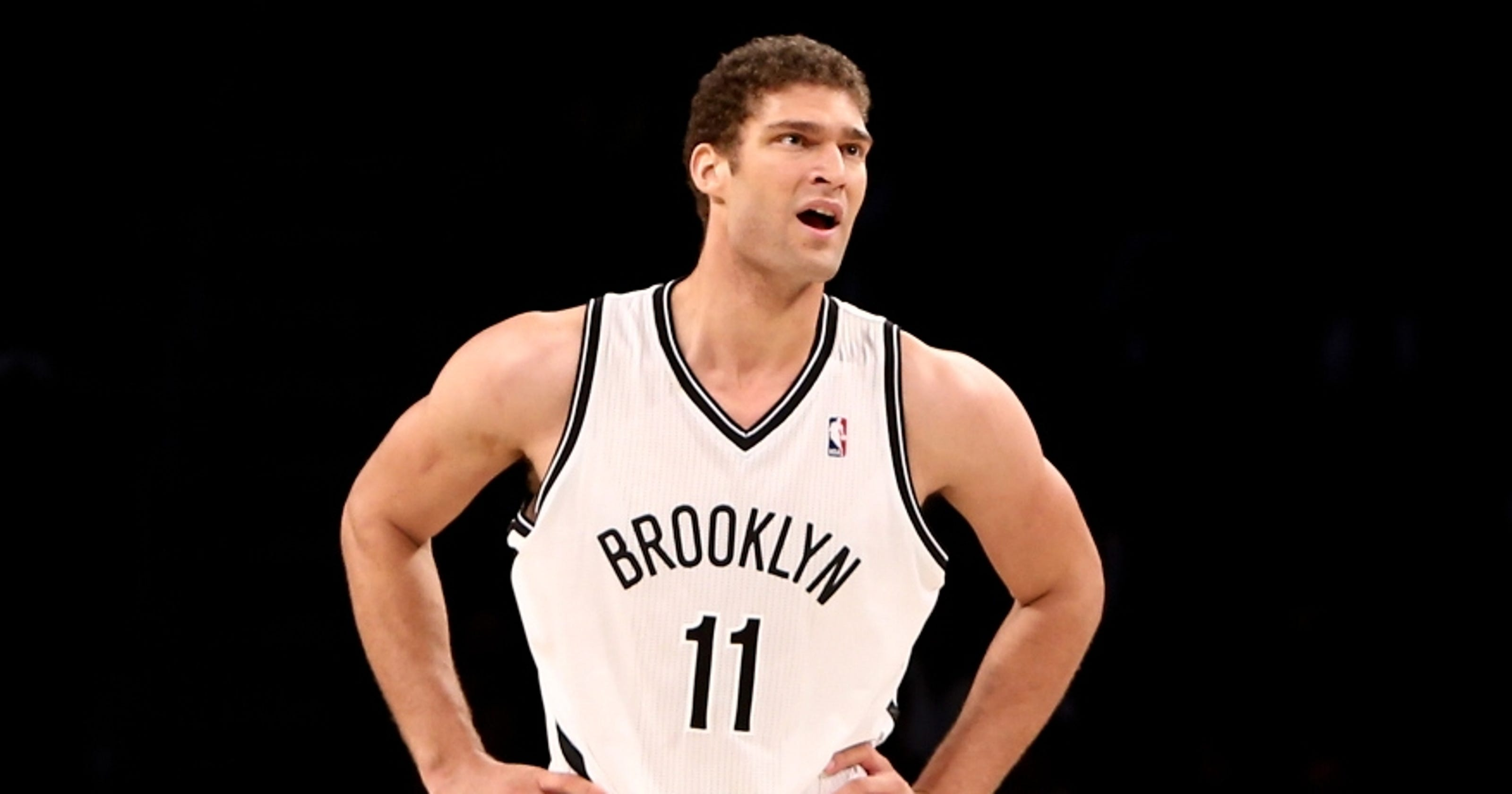 best service 43347 6a240 Brook Lopez needs to produce to a high level for Nets
