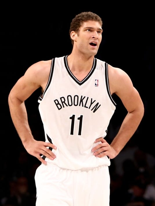 best service b3699 c177c Brook Lopez needs to produce to a high level for Nets