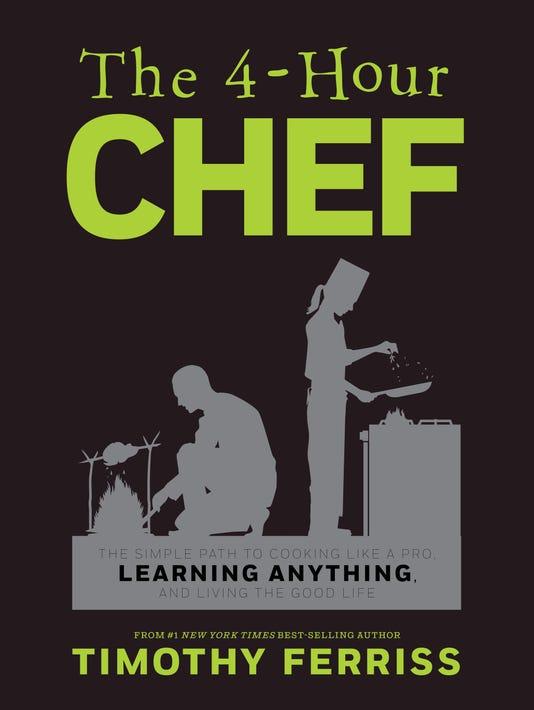 FERRISS CHEF BOOKS