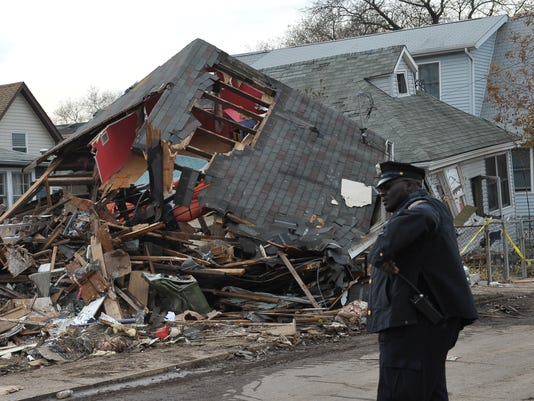 Sandy ends hurricane season on forceful note