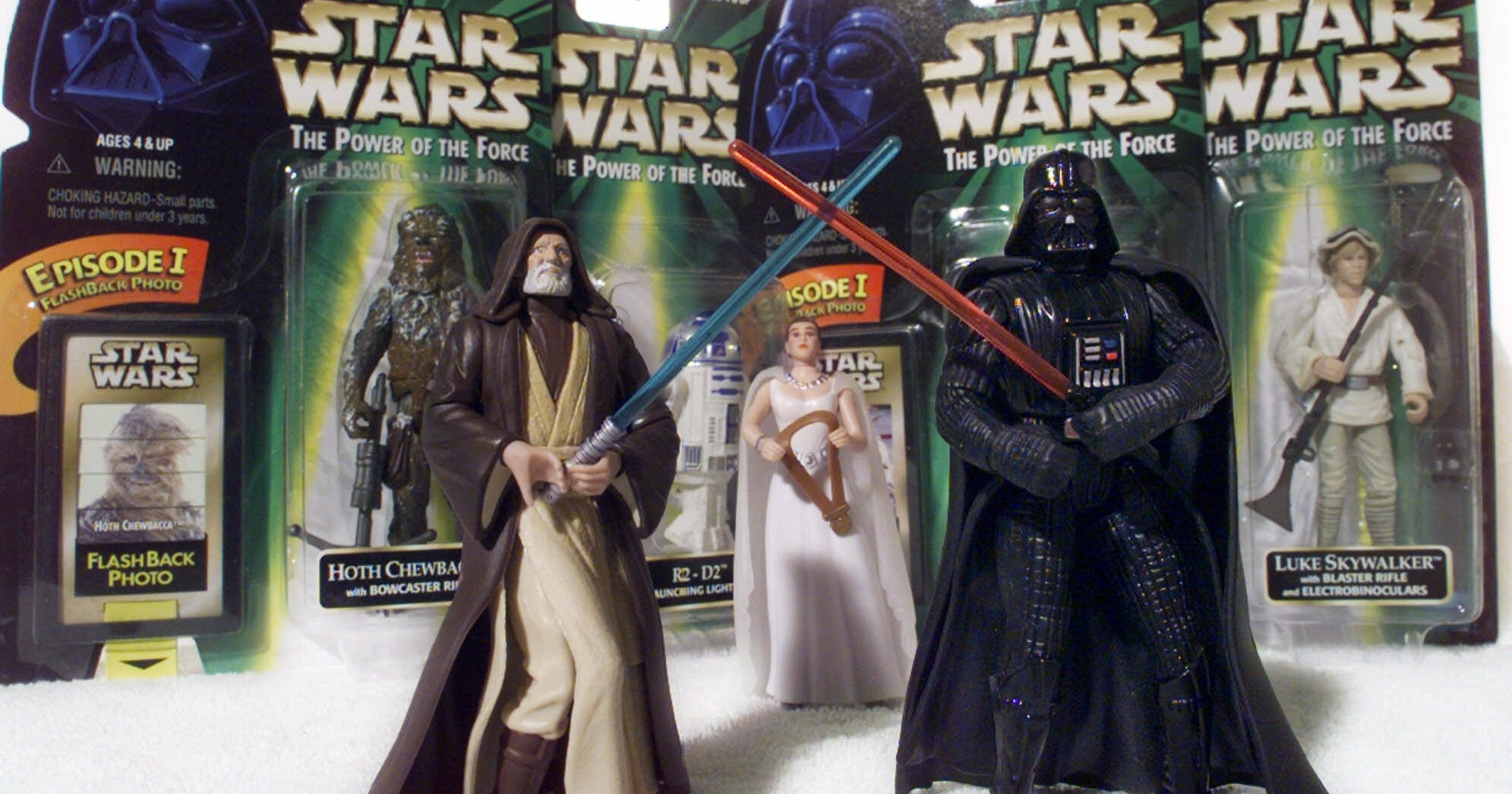 Star Wars' beats Army men to Toy Hall of Fame