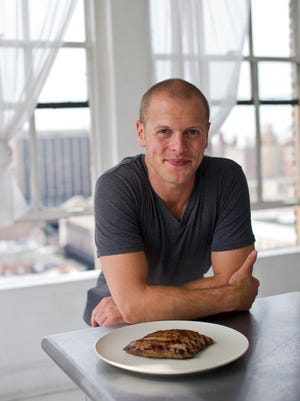 Timothy Ferriss, author of 'The 4-Hour Chef,' is a proponent of the slow-carb movement in cooking.
