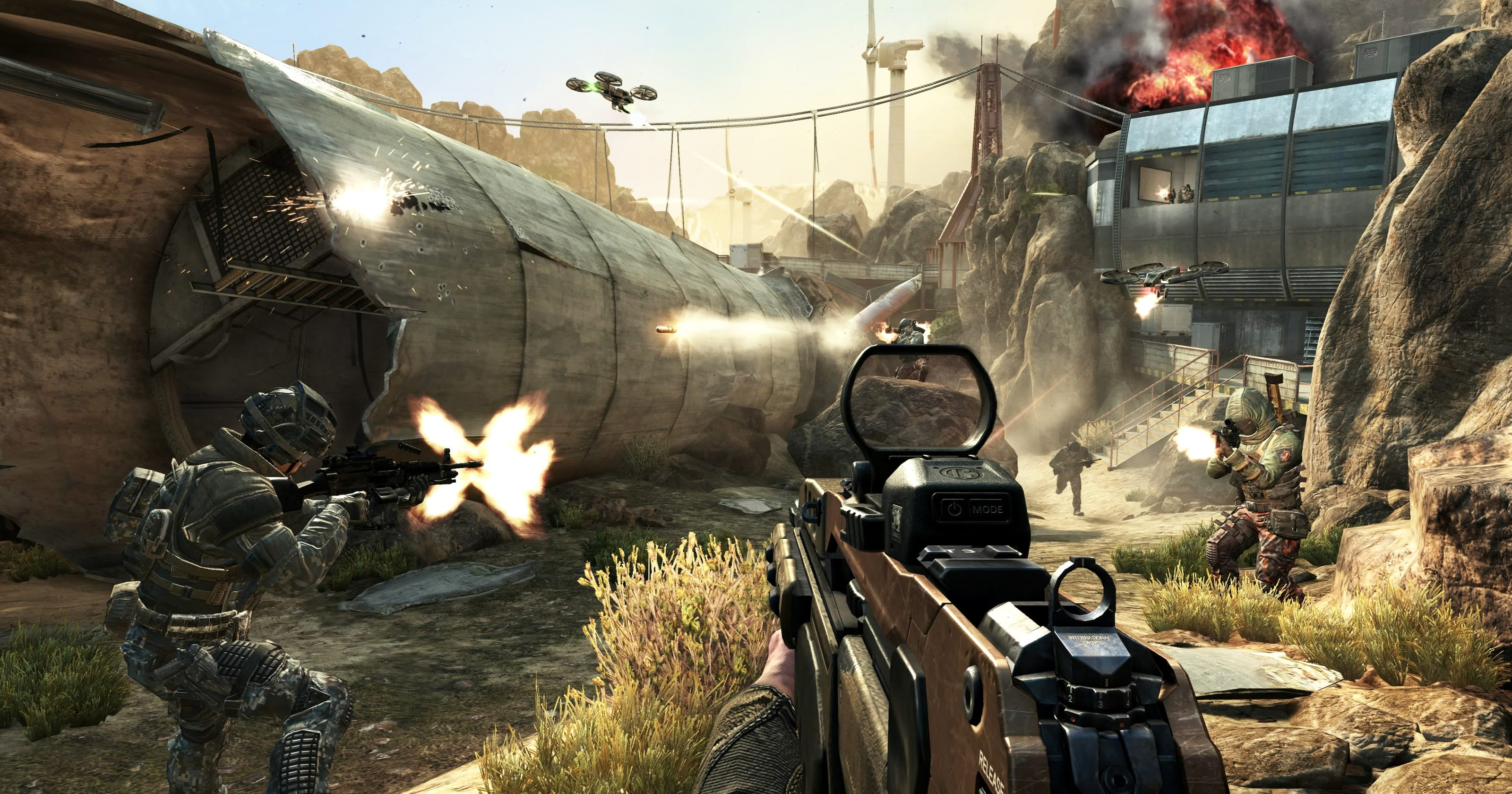 Impressions: 'Call of Duty: Black Ops II' multiplayer