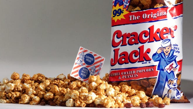 Cracker Jack plans a new version of the snack with coffee added.