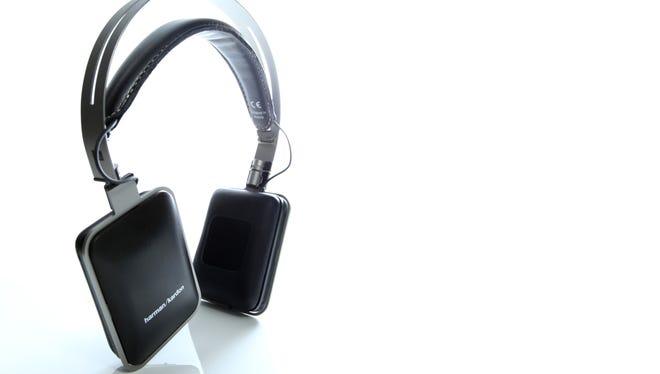 Harman Kardon's Classic on-ear headphones.