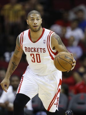 Houston Rockets rookie forward Royce White has not been with the team while trying to work out issues regarding his anxiety disorder.
