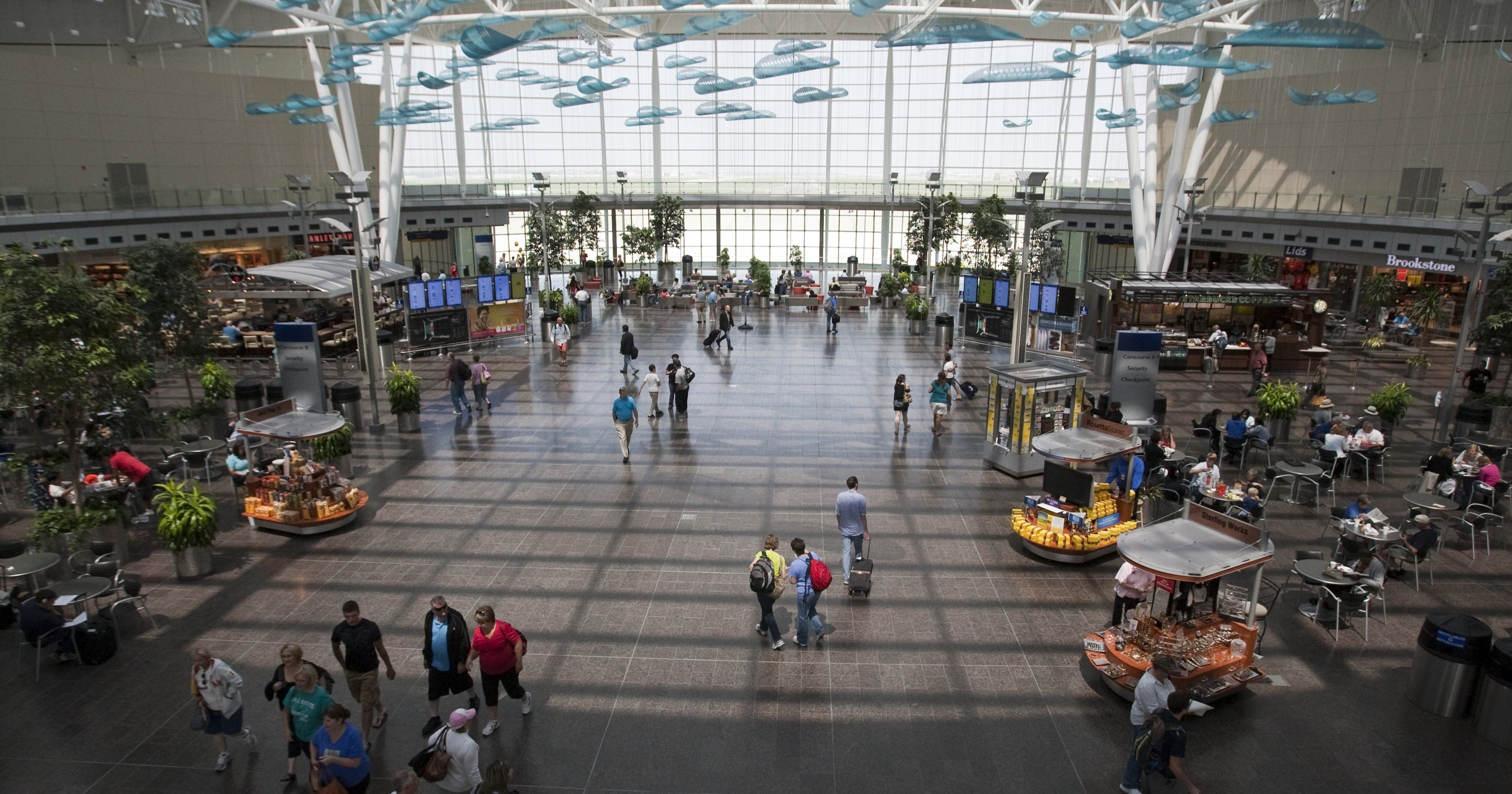 Indianapolis International Airport Guide