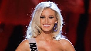 Miss America contestant Allyn Rose.