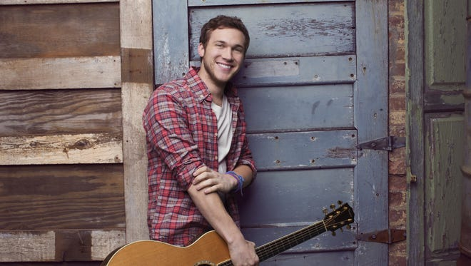"""""""American Idol"""" winner Phillip Phillips' debut album """"The World From the Side of the Moon"""" hits stores today."""