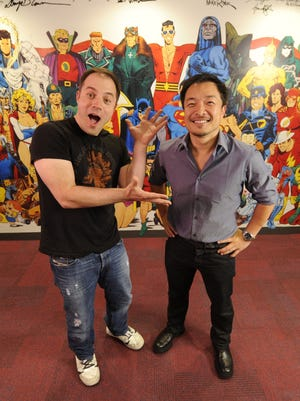 DC Comics creators Geoff Johns and Jim Lee both make Bleeding Cool Magazine's list of the top 100 most powerful people in comic books.