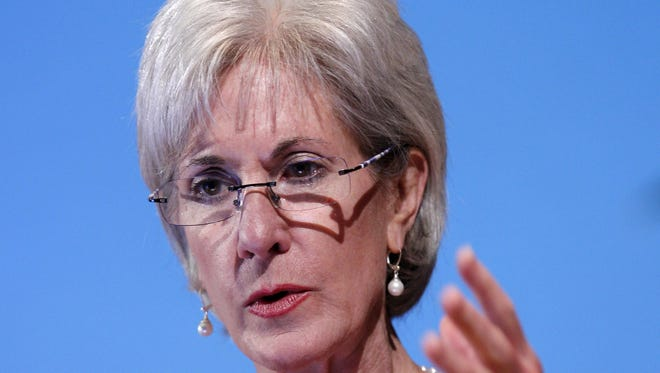 "Said Health and Human Services Secretary Kathleen Sebelius: ""The Affordable Care Act is building a health insurance market that works for consumers."""