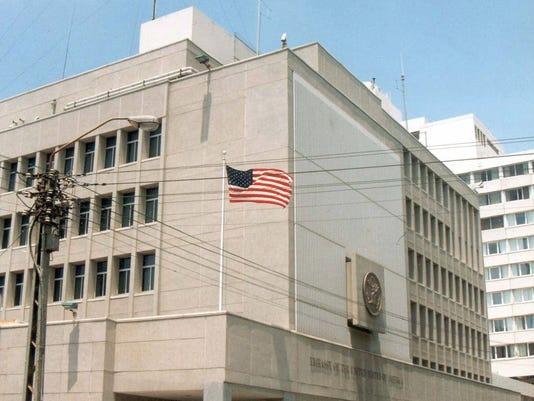 Tel Aviv U.S. Embassy
