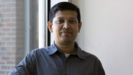 Rahul Shrivastav, professor and chairperson of Michigan State University's Department of Communicative Sciences and Disorders, says tiny changes in speech that occur early in Parkinson's development and can be detected by professional recording equipment and computer algorithms.