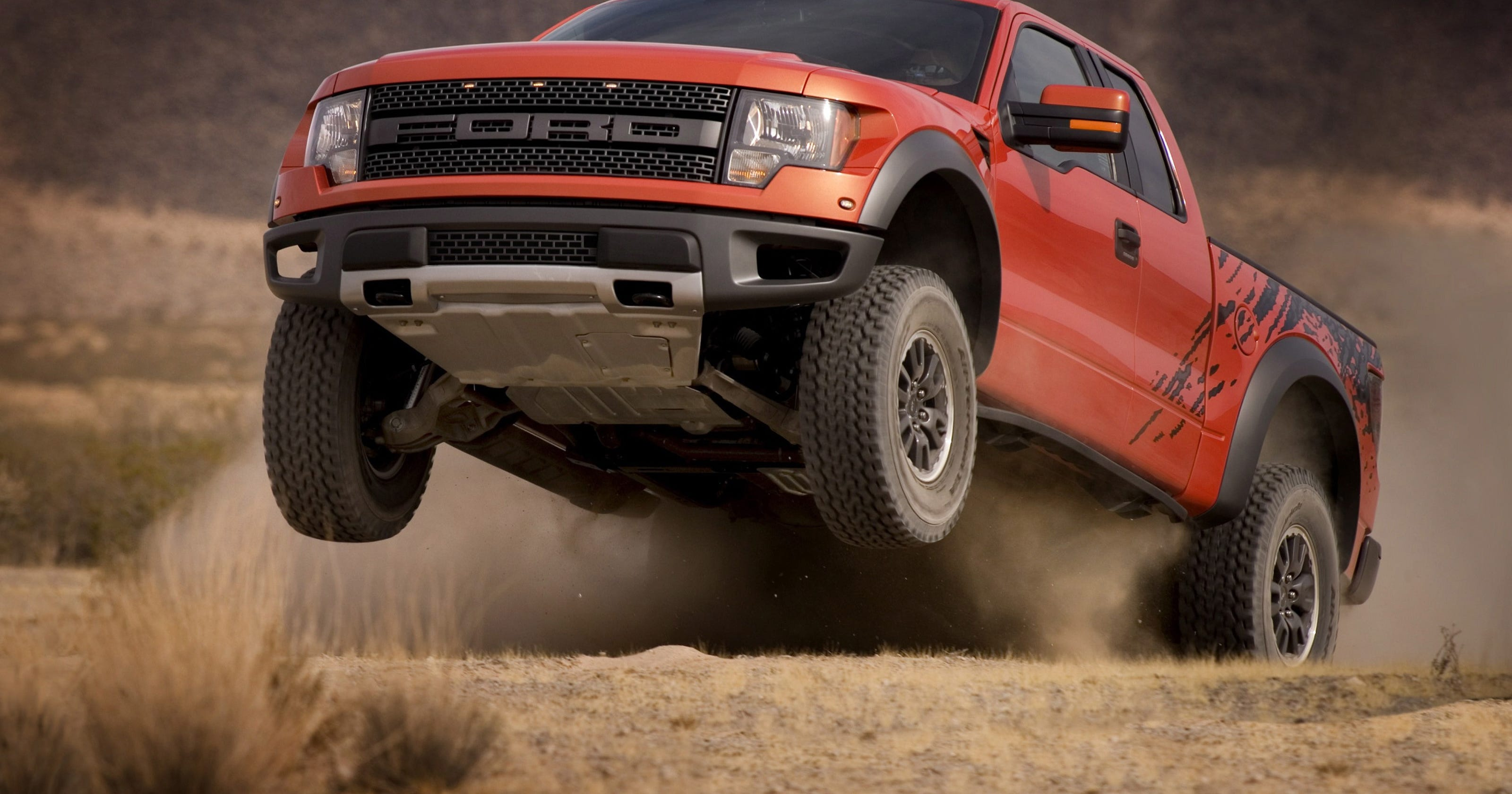 Ford finds an unlikely sales star in raptor pickup