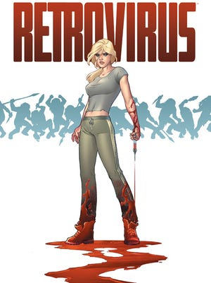 """Justin Gray and Jimmy Palmiotti channel their inner Michael Crichton for the sci-fi graphic novel """"Retrovirus."""""""