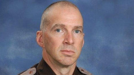 Baldwin County Sheriff's Deputy Scott Ward was  transported to USA Medical Center in Mobile, Ala., where he was pronounced dead.
