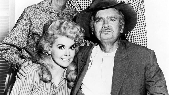 The Beverly Hillbillies, a television show that aired from 1962-71, brought the Ozark dialect into homes across America. It was the most-watched show on television during its first two years, according to Nielsen ratings.