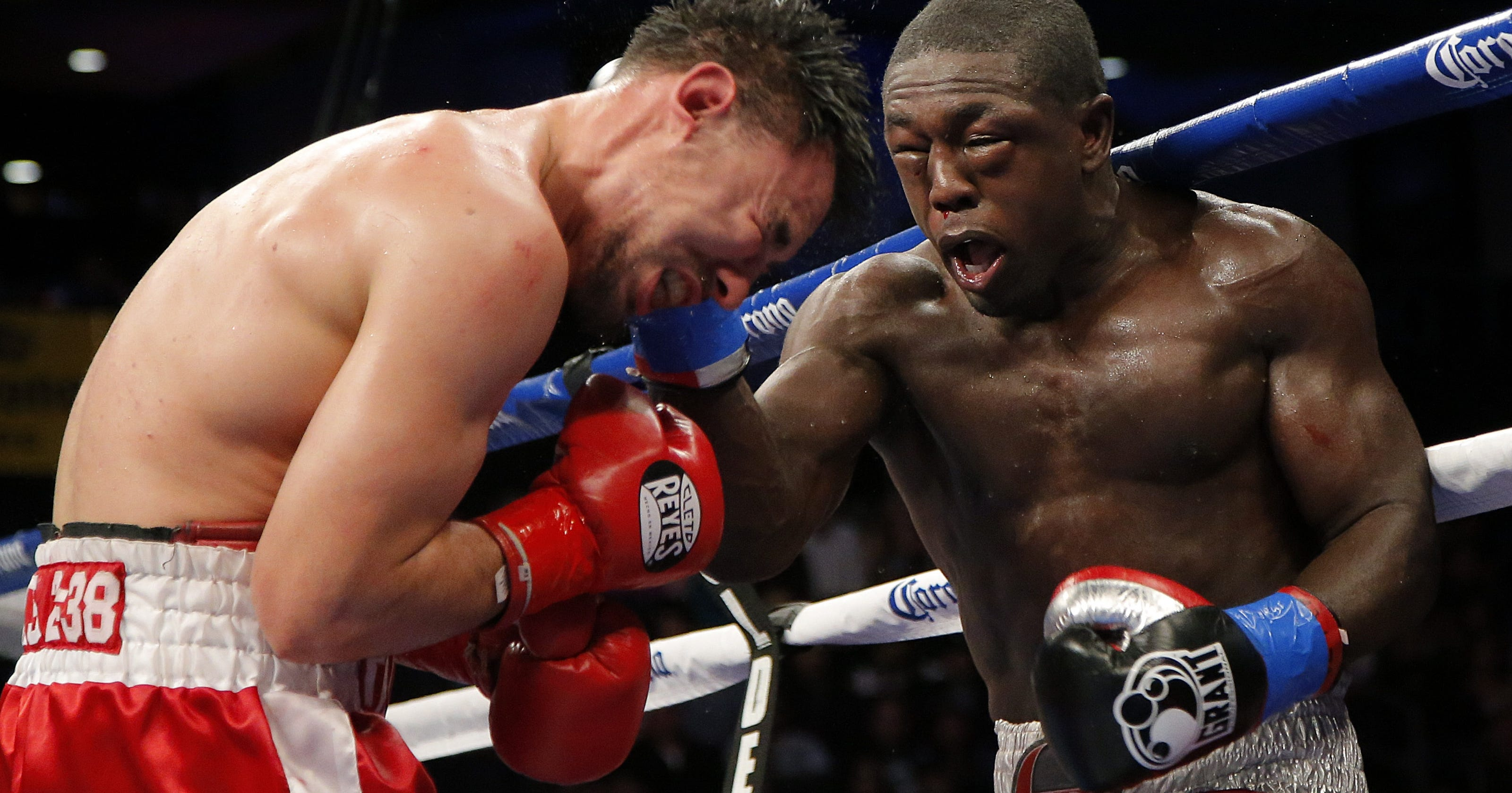 Guerrero outworks Berto for interim welterweight title