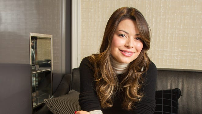 Miranda Cosgrove has wrapped up up her hit show 'iCarly' and is attending college in California.