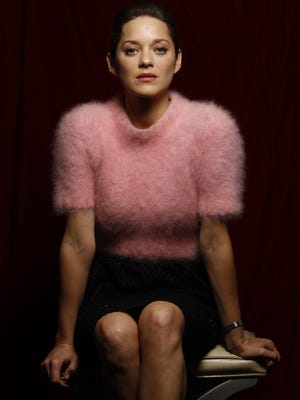 Marion Cotillard is earning awards buzz for 'Rust and Bone.' In it, she plays a trainer at a marine park who loses her legs in an accident.