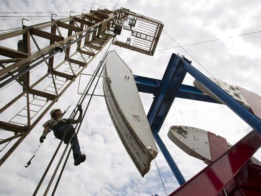 U.S. oil boom