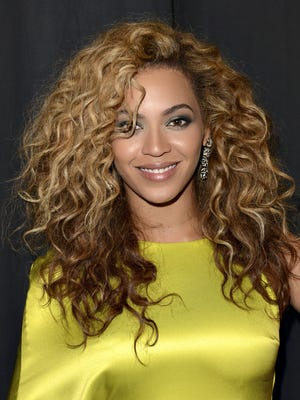 Beyonce attends the 2012 BET Awards in Los Angeles.