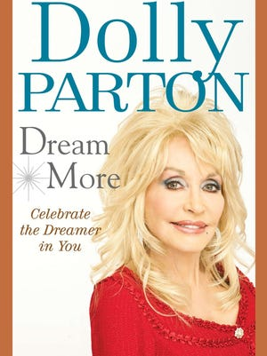 'Dream More' by Dolly Parton was inspired by a commencement speech she gave at the University of Tennessee.
