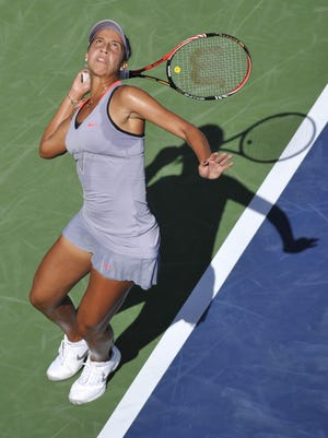 Madison Keys, shown here at the 011 U.S. Open, will be among the contenders next month at the Australian Open Wild Card playoffs