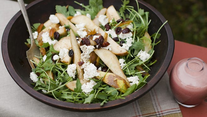 With dressing and toppings, a salad can have more calories that you might expect.