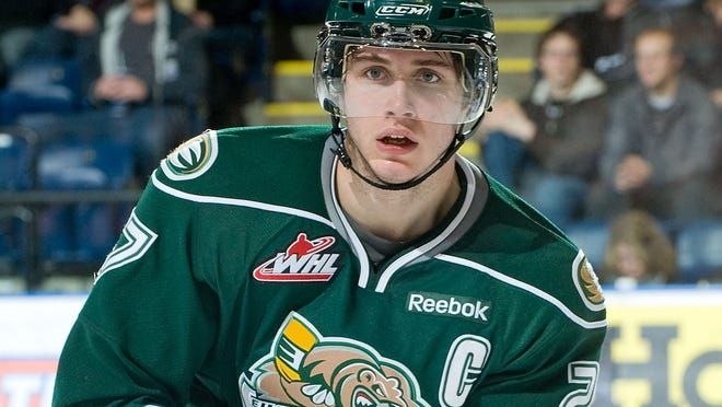 Everett Silvertips defenseman Ryan Murray was taken with the second overall pick of the 2012 draft.