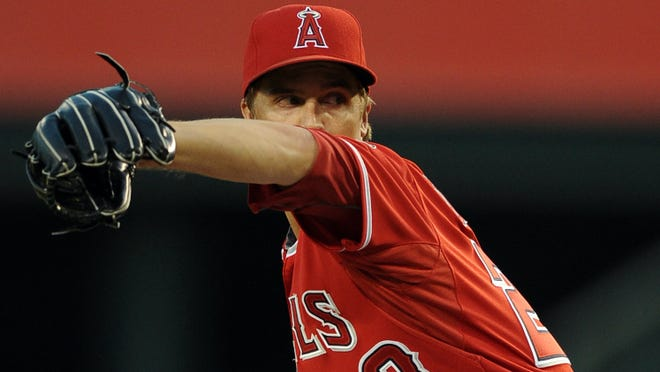 Money will be no object for the Dodgers to lure Zack Greinke up the freeway to Dodger Stadium.