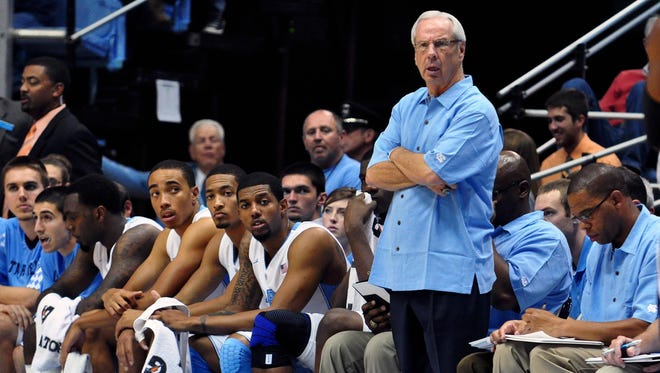 North Carolina men's basketball coach Roy Williams says he is consciously trying to appreciate his good fortune in the wake of a cancer scare, but that doesn't mean he's not as intense as ever.