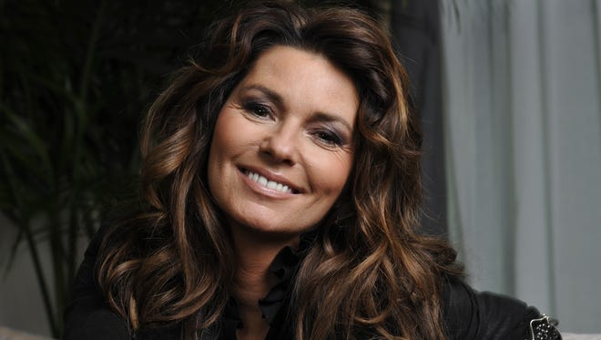 Shania Twain is hitting the stage again, this time with a residency at Caesars Palace in Las Vegas.