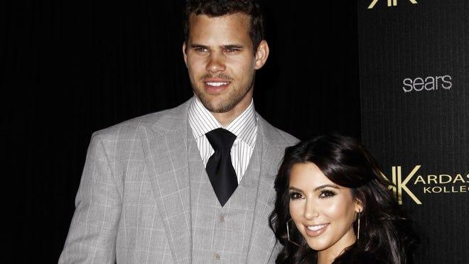 Kris Humphries and Kim Kardashian were married for 72 days.