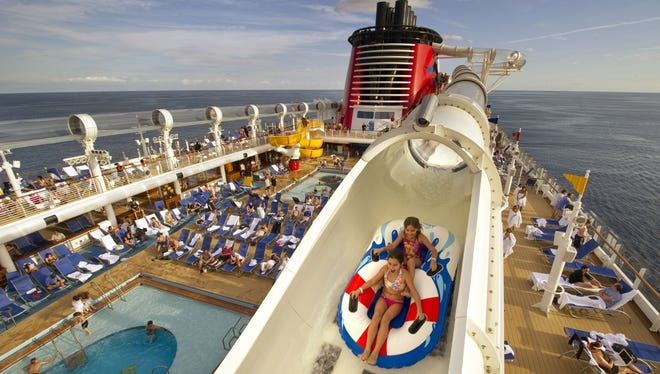 Children 17 and under can sail free on most six- and eight-night Disney Cruise Line sailings departing from Galveston, Texas, between January 12 and March 1.