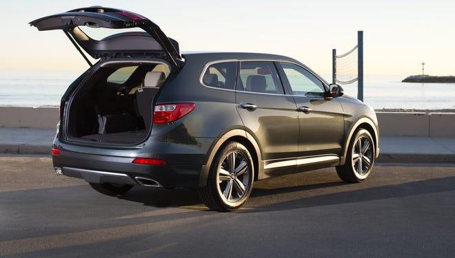 The new Hyundai Santa Fe aims for versatility