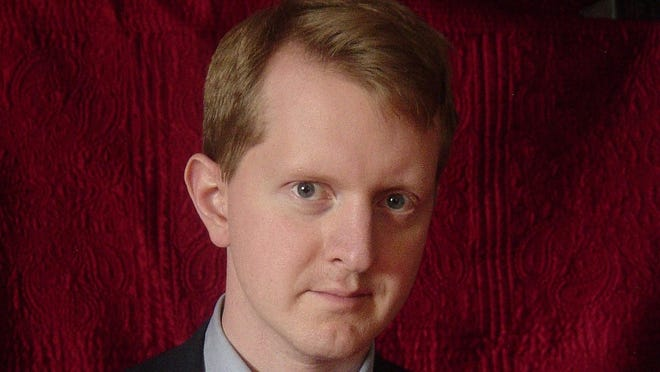 'Because I Said So' author and 'Jeopardy!' champ Ken Jennings.