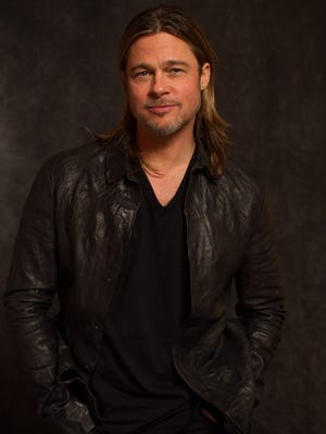 Brad Pitt's next movie, the Mob thriller 'Killing Them Softly,' arrives in theaters on Friday.