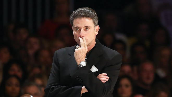 "Rick Pitino called Louisville's move to the ACC ""awesome."""