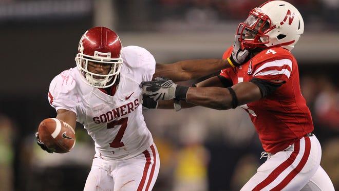 Oklahoma beat Nebraska in the 2010 Big 12 title game in the last meeting between the schools.