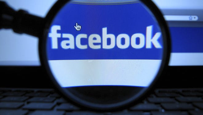 Investigators subpoenaed Facebook and the teen's cellphone provider to determine the timeline of events in posting the naked photo of the teen, who is not an adult.