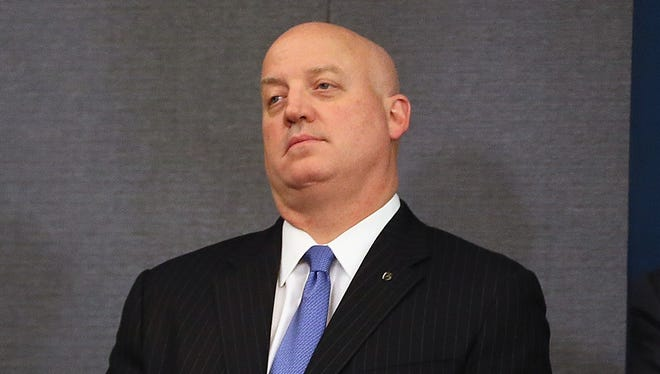 Bill Daly says mediators concluded the sides are too far apart.